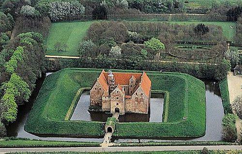 Gammel Estrup castle eb games randers