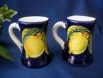 Deruta Lemon Freschi Mugs