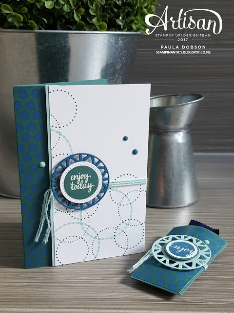 Paula Dobson - Stampinantics.  Eastern Palace suite meets Ready to Pop Bundle.  Click on the picture to see more of Paula's projects. #pauladobson #stampinantics #easternbeautystampset #stamptoshare #readytopopstampset