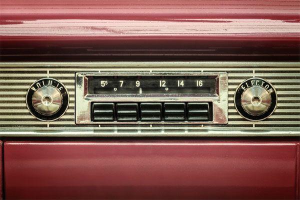 The Evolution Of The Head Unit In 2021 Car Radio Radio Car