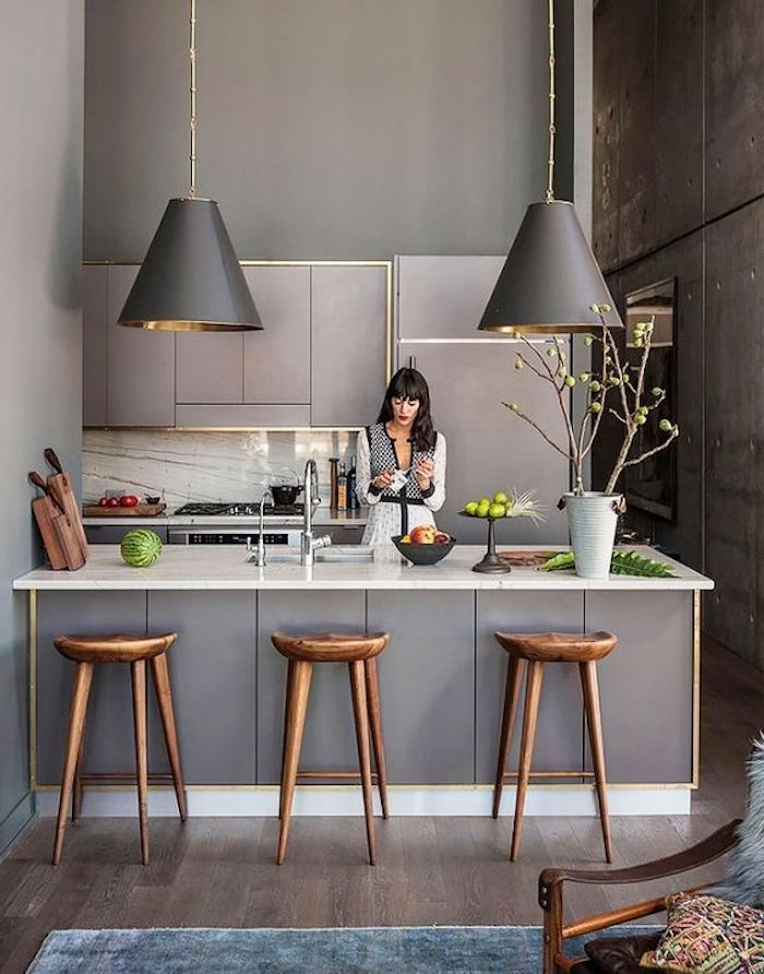 108 best Küche images on Pinterest Kitchen ideas, Home kitchens - küche neu gestalten
