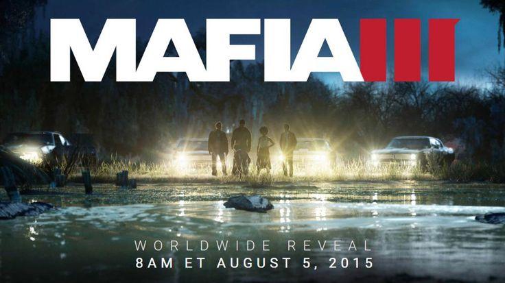 Mafia 3 - Release Date Announced Today - Trailer