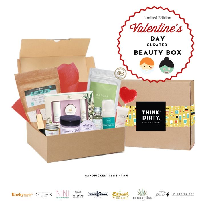 We are partnering with rated clean 0-3 beauty brand sponsors1 who support our mission to bring the most requested beauty box to you. Each box comes with 10 hand-picked, rated clean beauty products, a full she-bang of Think Dirty swag goodies and lots of love. Valued at over $USD 180+, specially offered to you for $USD 95!    The Think Dirty Clean Beauty box is the perfect gift for health-conscious significant others, hard-core yogi friends, or kale-loving besties. Or better yet, show…