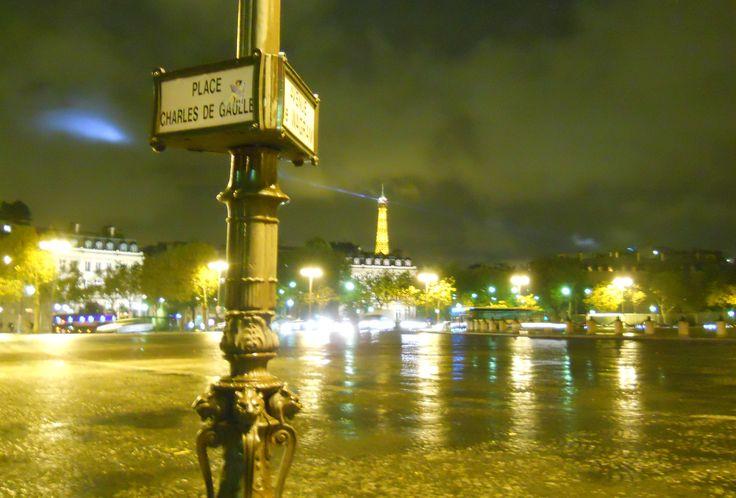 Foggy Place Charles De Gaulle - Paris #trainthetripperintoyou
