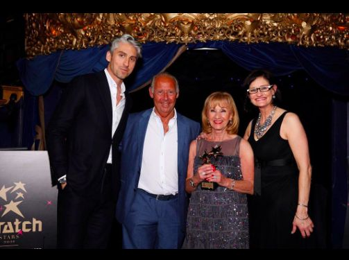 On Sunday, Susan Gerrard, founder and chairman of Gerrard International, was honoured with a Scratch Stars 'Lifetime Achievement Award' for her invaluable contribution to the beauty Industry. We'd like to say a huge congratulations to Susan from all at Gerrard International.