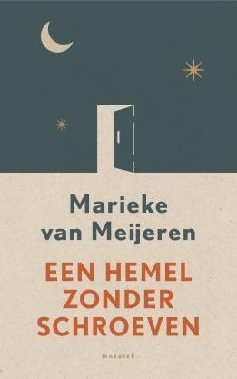 11/52 Een hemel zonder schroeven - Marijke van Meijeren:  Poetisch Proza! Prachtig hoe gestapelde woorden associaties in een verhaal laten vloeien.