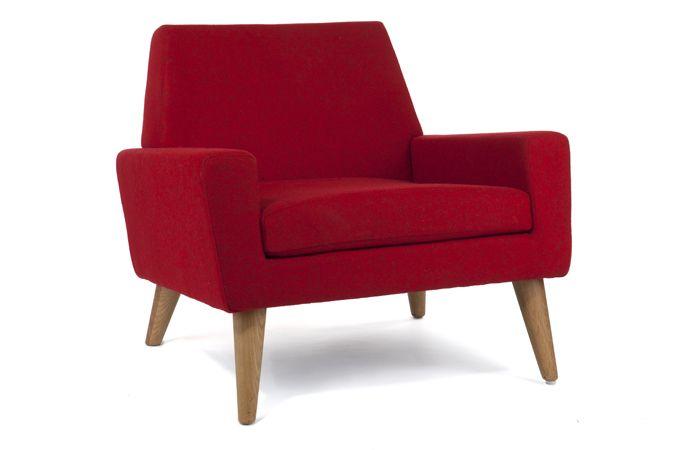 Assemblyroom Finsbury armchair