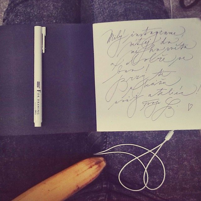 """88 To se mi líbí, 6 komentářů – Léna Brauner (@lenabrauner) na Instagramu: """"#poprve"""""""