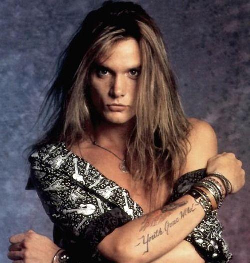 The ultimate rocker! Sebastian