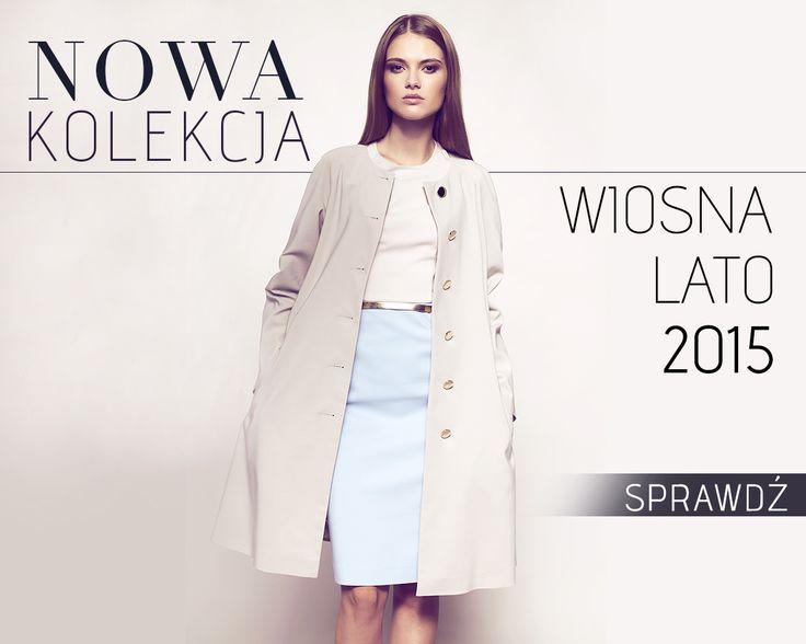 Nowa kolekcja już na Bialcon.pl #banner #nowakolekcja #new #wiosnalato
