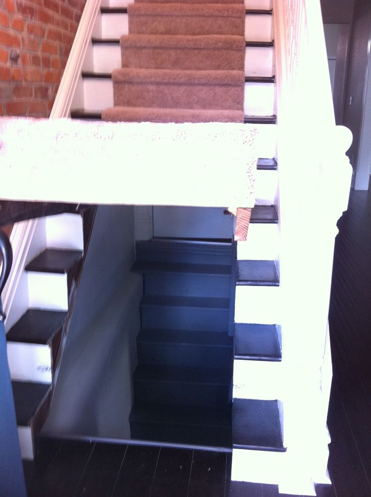 Quot Munster Quot Style Stairs Saint Louis Staircases