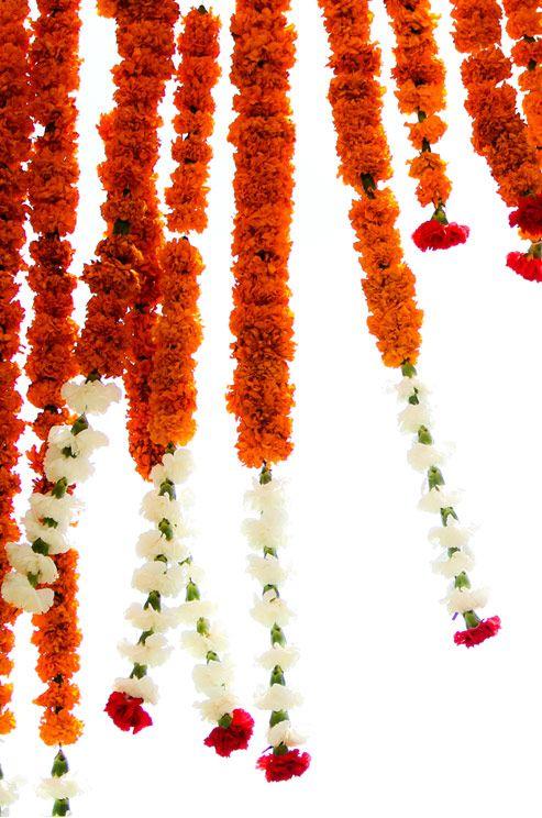 mandap flowers