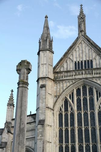 Winchester Photos at Frommer's - Winchester Cathedral in Winchester, England.     Neil Beer