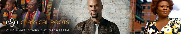 Oscar winner and hip-hop artist Common joins the CSO's annual Classical Roots concert at Music Hall on April 29