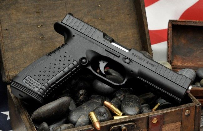 RAIN6 is Utah's exclusive Strike One Dealer carrying Speed Strike and Double Barrel 1911 and all Arsenal Firearms Products.