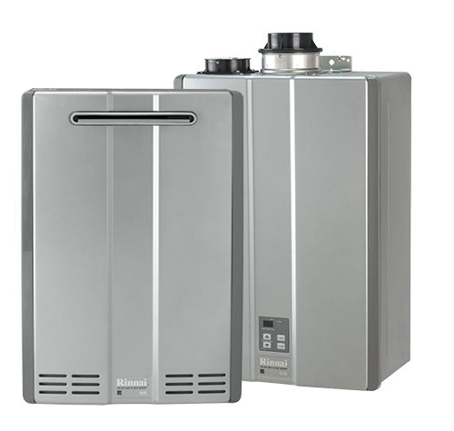 Ultra Series | Rinnai | PVC Direct Vent | 150,000-199,000 BTU | $1300