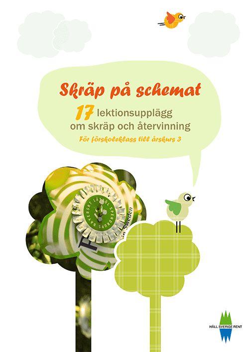 Material för skola och förskola | Håll Sverige Rent