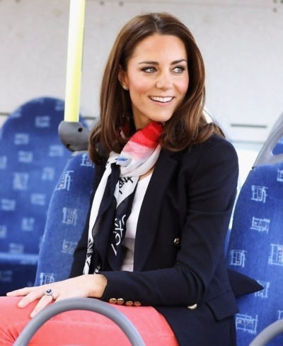 The Duchess of Cambridge meets members of the  GB Hockey team, as a Olympic ambassador.  March 15th 2012.