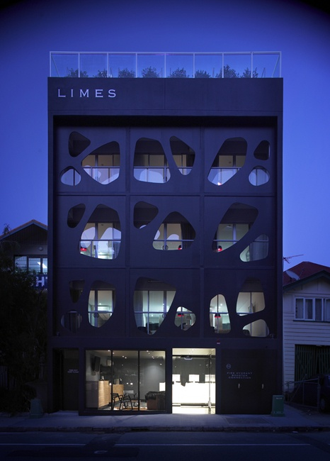 Limes Hotel, Fortitude Valley.