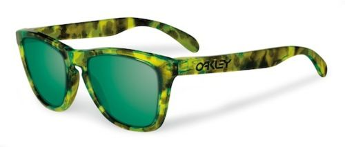 Love the new Oakley Frogskins