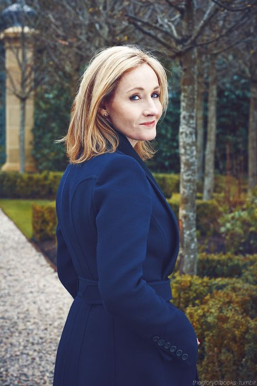 "J K Rowling: ""I would like to be remembered as someone who did the best she could with the talent she had"""