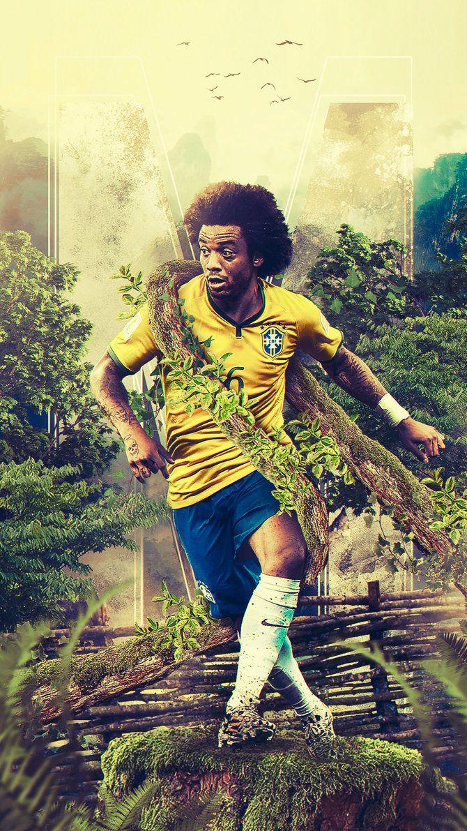 Marcelo Vieira Hd Wallpaper By Kerimov23 Realmadrid Football Wallpaper Football Poster Soccer Stars
