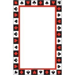 Casino Party, Casino Parties, Card Night Imprintable Invitations