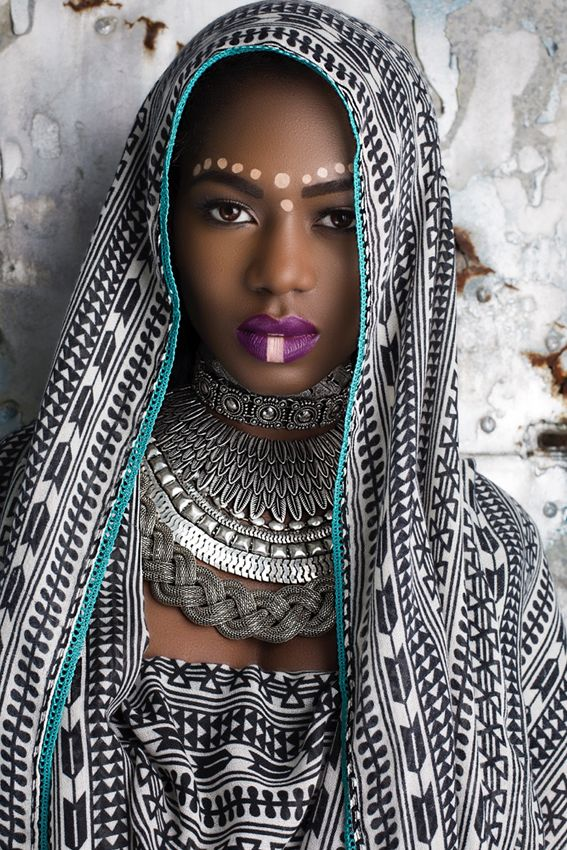 Tribal Beauty: Photographed by Allure Photography2