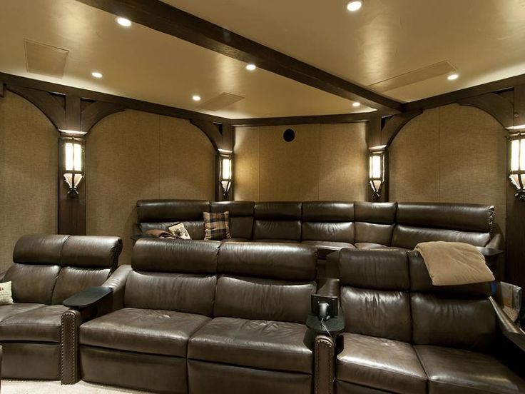 Man Cave Seating Ideas : Theater seating man cave ideas pinterest
