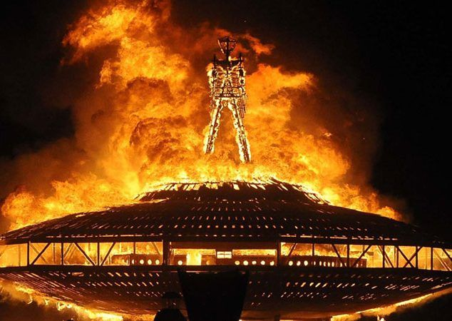Burning Man organizers to open year-round office in Reno