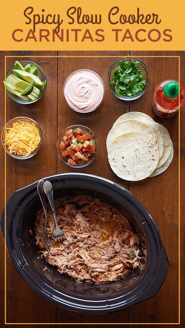 3. Learn how to make super tender meat using a slow cooker. | Learn How To Cook With These 7 Beginner Dinners