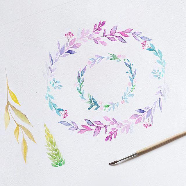 Рисование природы (растений, птиц, животных) под прият...