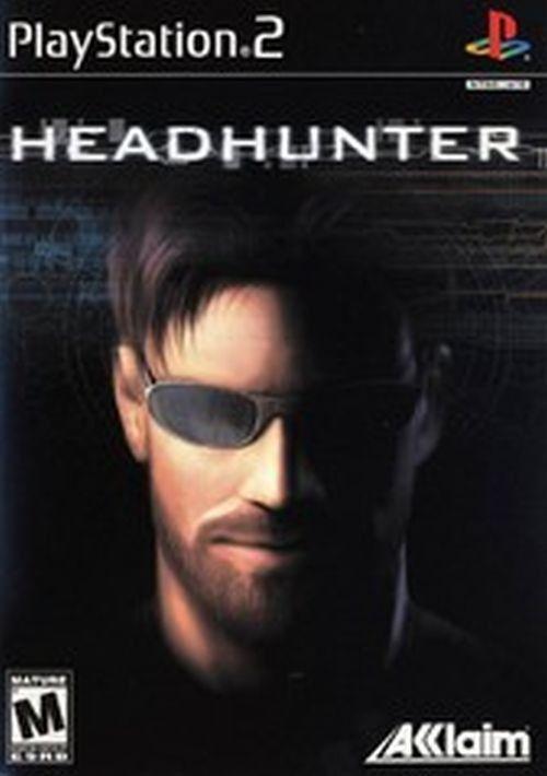 Headhunter (Sony PlayStation 2, 2002)