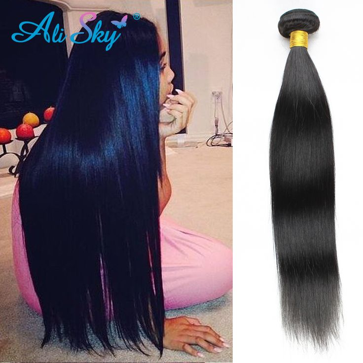 Peerless Virgin Hair 7Bundles Peruvian Straight Virgin Hair Weaving ali sky Peruvian Hair Bundle Deals 100 Human Hair Extensions