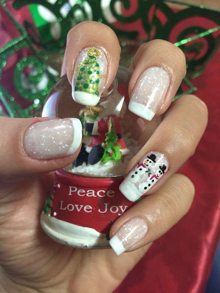 #christmasnails #uñasnavideñas #uñas #nailsart