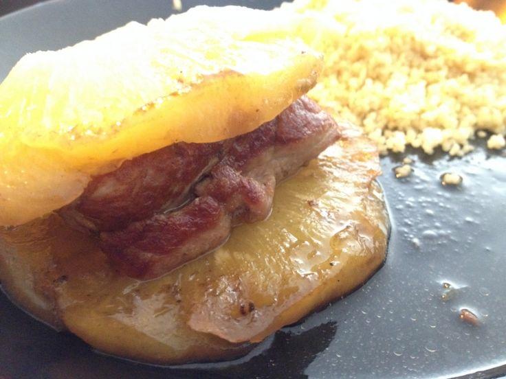 Porc à l'ananas par Benkku81