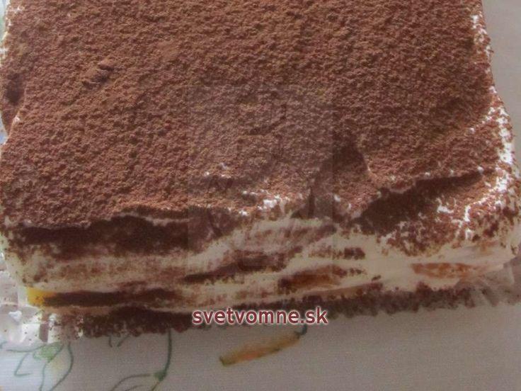 Nepečený mandarinkový dezert • Recept | svetvomne.sk