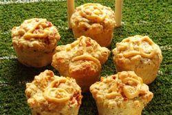 SPAR - Peppadew Biltong Muffins Recipe