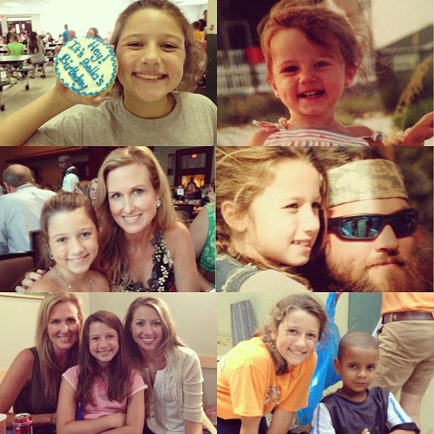 Duck dynasty's Bella:) willies youngest daughter:)