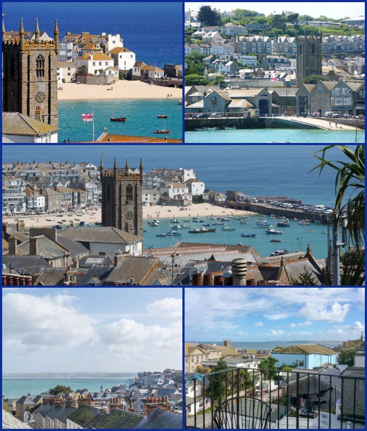 More Images of St Ives Cornwall.