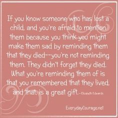 grief quotes child loss - Google Search