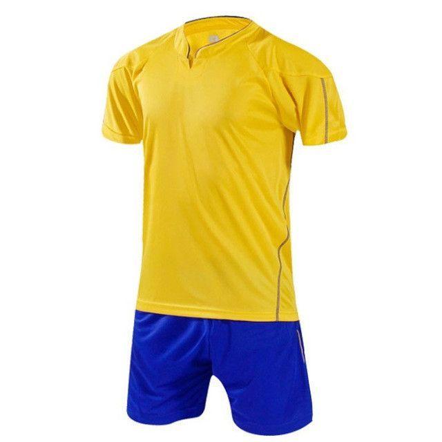 Football jerseys / new men training soccer kits