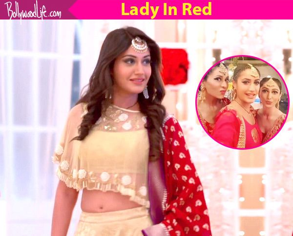 Ishqbaaz: Anika looks stunning in red for Karwa Chauth ceremonies – view pics! #FansnStars