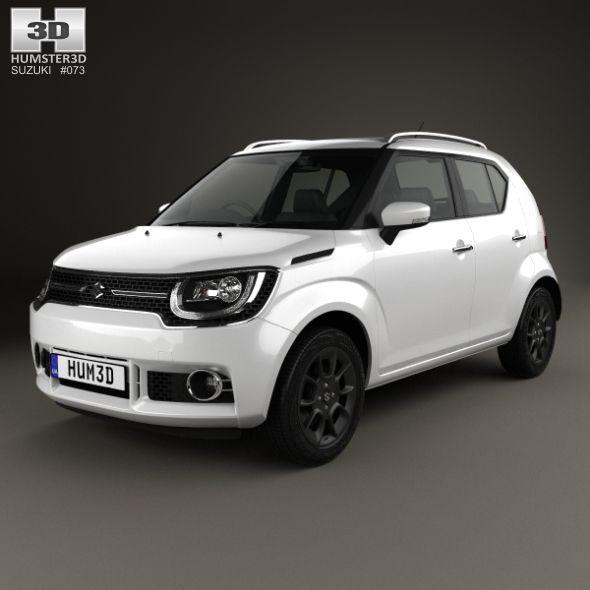 Suzuki Ignis 2016 Truk