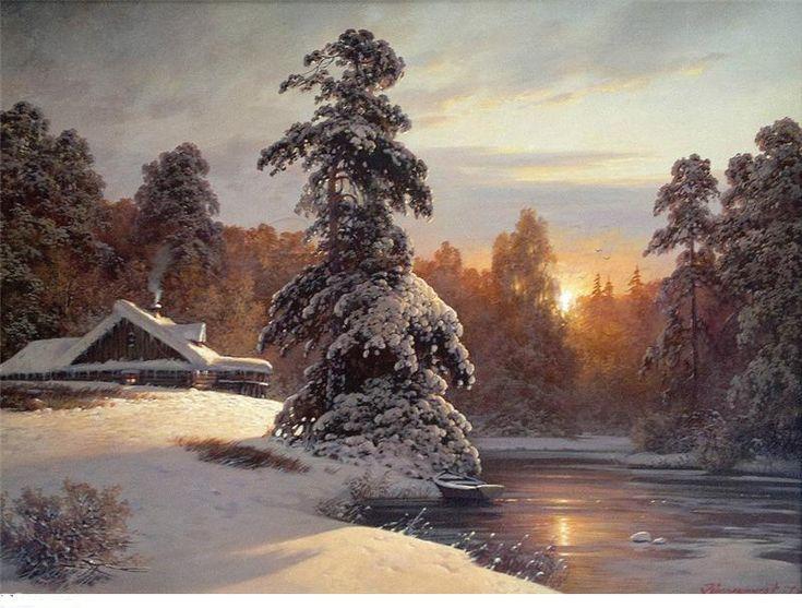 картины художника Дмитрия Колпашникова-06