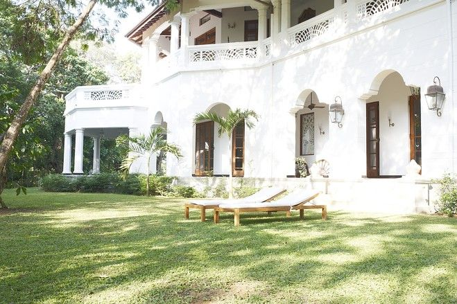 Asia house of the day x files star s sri lanka home for
