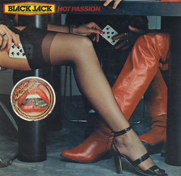 Black Jack (3) - Hot Passion at Discogs