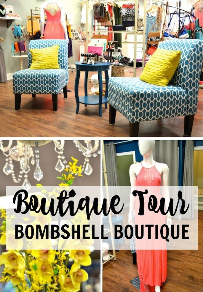 Take a photo tour of Bombshell Boutique located in Central, Louisiana! Hear from owner and operator Megan Chaney on how her women's boutique stands out and remains successful.