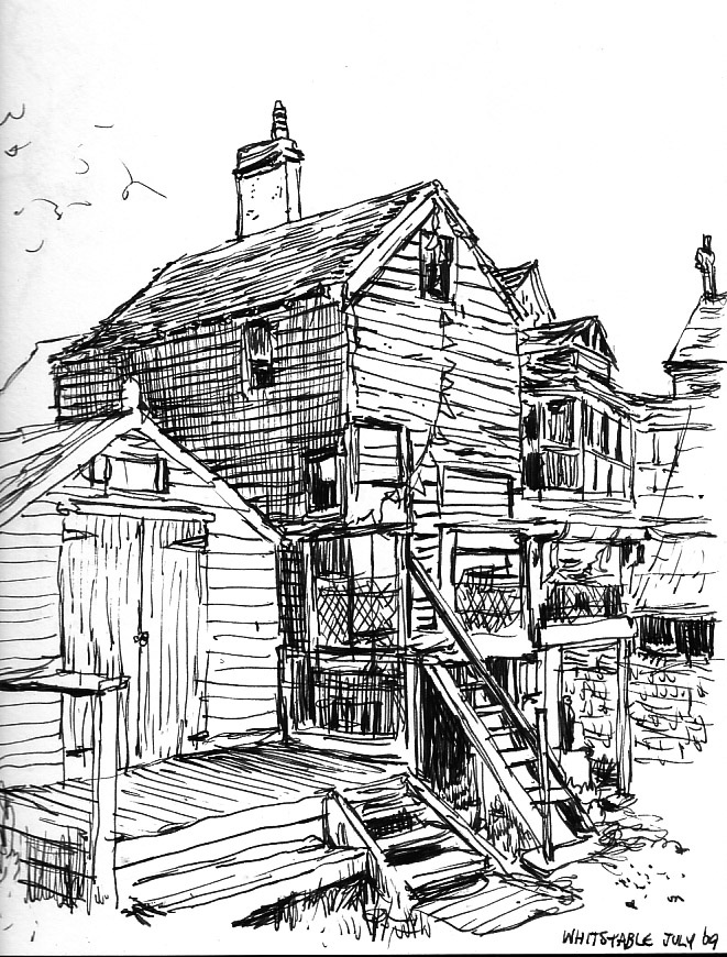 """Whitstable"" by Benji Davies"