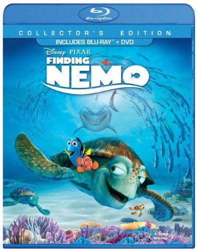 Disney Pixar's Finding Nemo. A new classic movie.